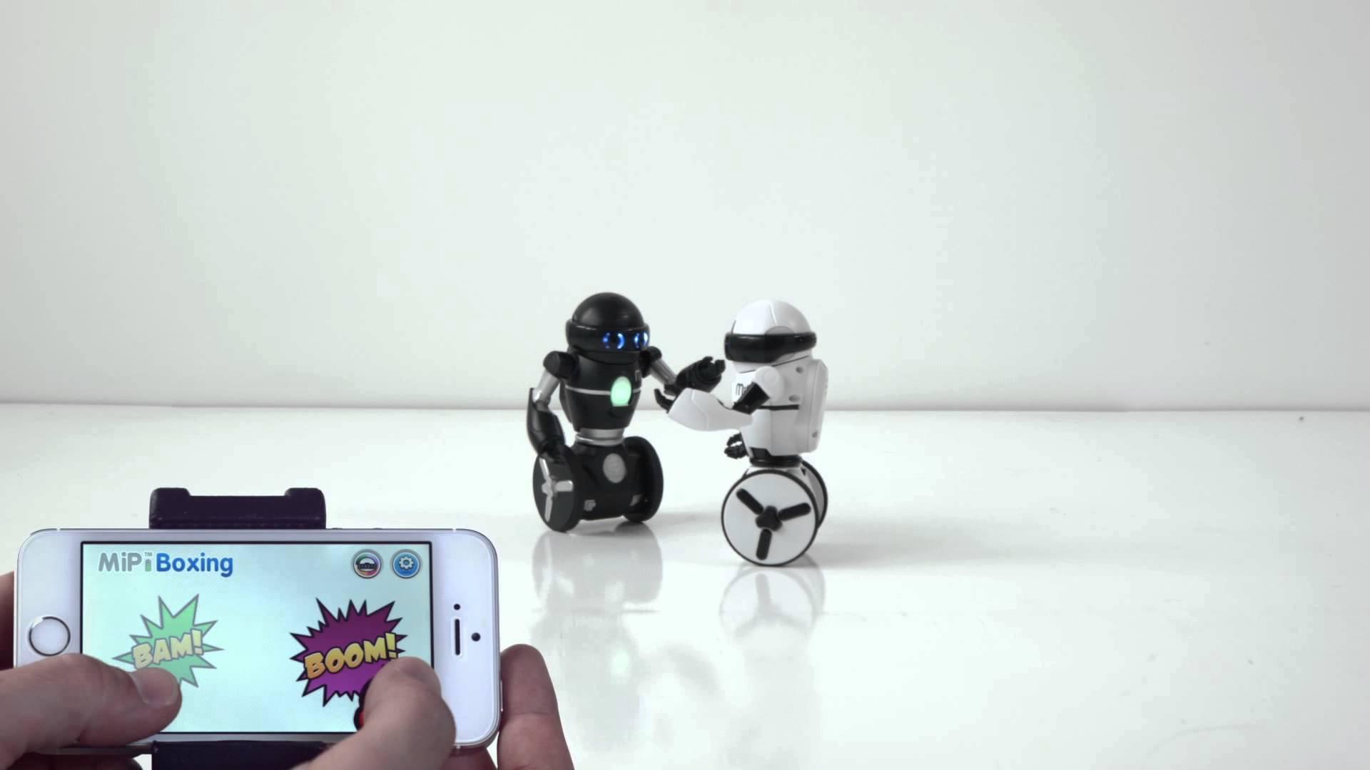 mip robot concentra. Black Bedroom Furniture Sets. Home Design Ideas